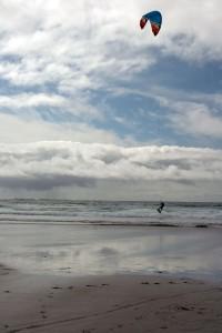 Wind Surfing in West of Ireland