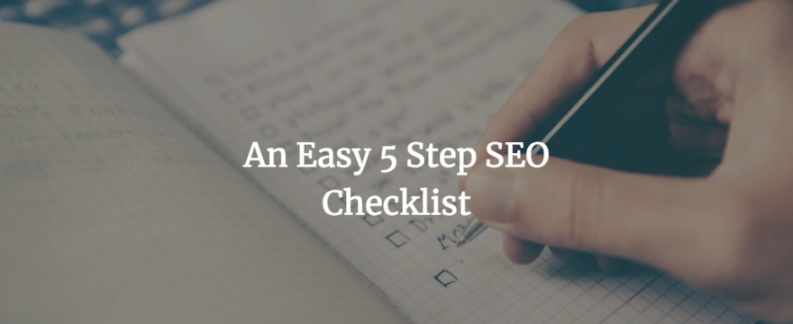 How to Perform a Quick SEO Audit