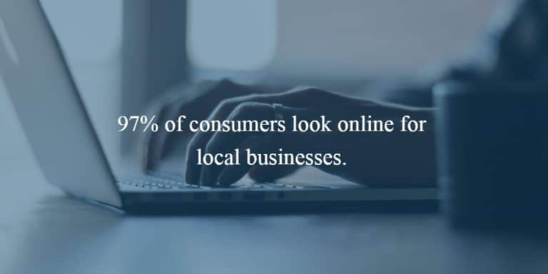 local SEO for local customers